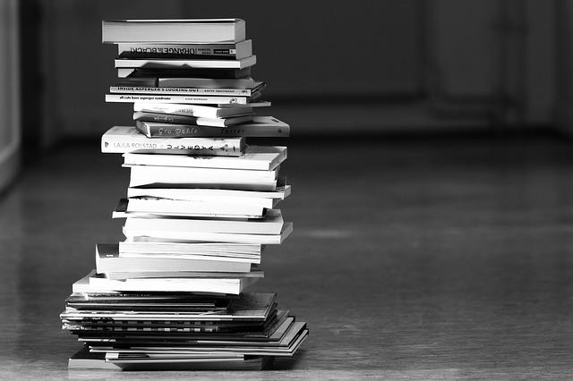 book-mono