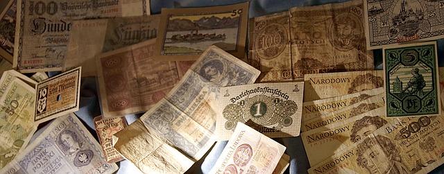 old-bills